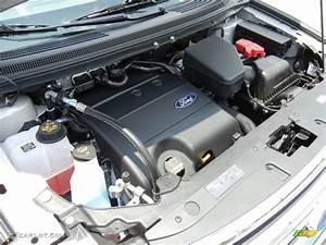2013 Ford Edge Se 3 5 Liter Dohc 24