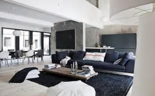 interior design kitchen living room black and white contemporary interior design ideas for your home homesthetics