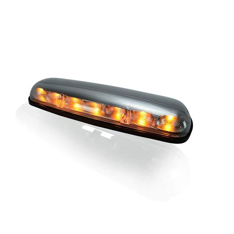 led cab lights chevy recon 264155cl chevy gmc 02 07 classic clear amber cab