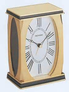 movado desk clock battery desk collection tgo 165 m movado desk clocks clock