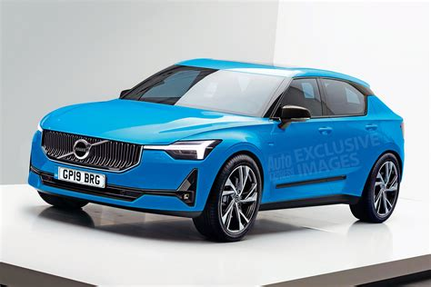 The New Volvo by Stylish New Volvo V40 To Take Aim At Vw Golf Pictures