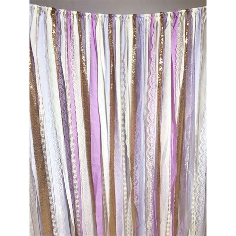 Garland Backdrop by Rapunzel Fabric Garland Backdrop Backdrop Express