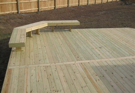 Pressure Treated Deck Boards by Deck Material Choices By Fifth Dimension