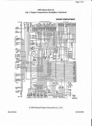 1985 Subaru Brat Wiring Diagram 41046 Ciboperlamenteblog It