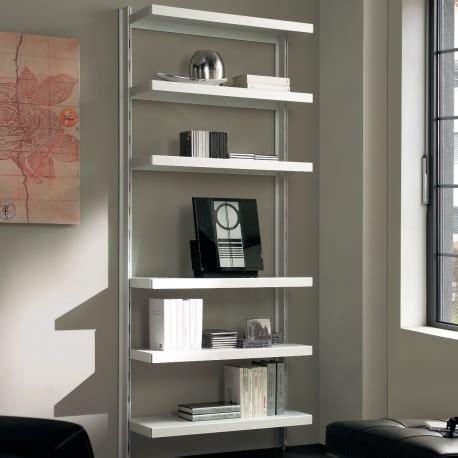 Piccole Librerie Ikea by Scaffale In Metallo Big 15 A Muro In Acciaio Bianco 85 X