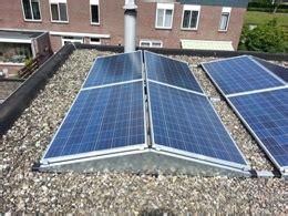 berekening zon in tuin zonnepanelen oost west zonnepanelen kenniscentrum