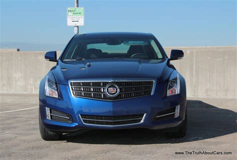 review  cadillac ats  awd video  truth