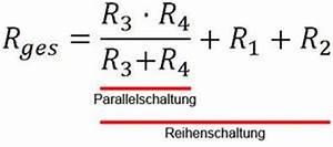 Gesamtwiderstand Berechnen : stromkreis mit gruppenschaltung widerst nde in gemischten schaltungen ~ Themetempest.com Abrechnung