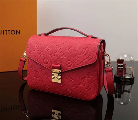 replica lv louis vuitton pochette metis shoulder bag