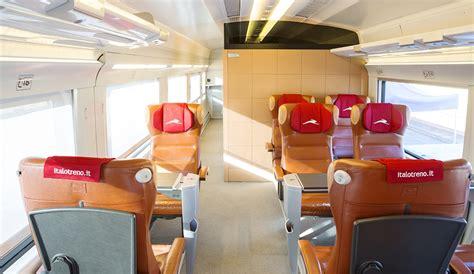 italo treno carrozza cinema salotto italo club executive esperienza esclusiva per i