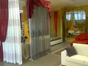 negozio tende per interni cucina soggiorno camera da letto tendaggi moderni classici youtube With tende per interni soggiorno moderno