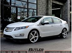 Chevrolet Volt with 20in TSW Panorama Wheels exclusively