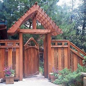 46 Erstaunliche Pergola Gartentor Vorschlge