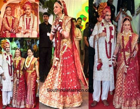 4 Indian Celebrity Wedding Dresses To Die For