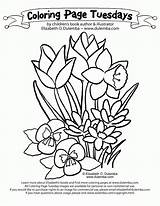 Coloring Grass Pages Popular sketch template