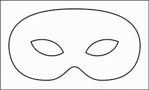 10 Eye Mask Templates Printable - SampleTemplatess ...