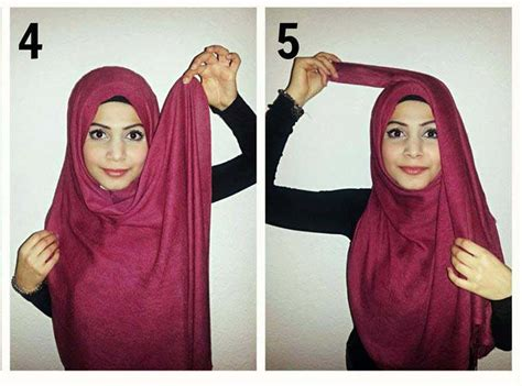 wrap  hijab  arabian style hijabiworld