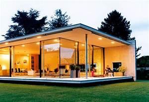 Einfamilienhaus Hanglage Planen : bungalow vor und nachteile sch ner wohnen ~ Lizthompson.info Haus und Dekorationen