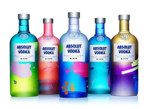Absolute Unique, Limited Edition Vodka