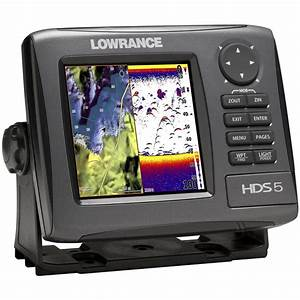 Lowrance U00ae Hds   Gps Chartplotter With Lss Structurescan2 U2122 Sonar