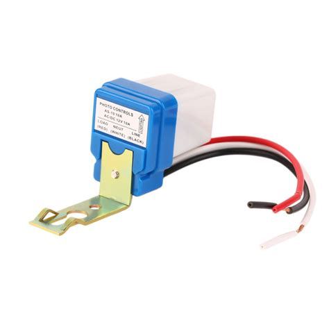 aliexpress buy 1pcs high quality 12v 10a auto ac dc photocell light