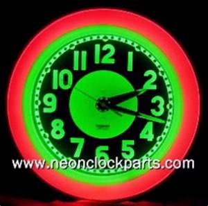 NeonClockParts replacement and custom made parts for