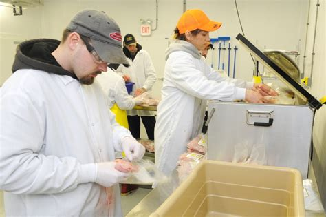 gardiner poultry processing plant looks to expand the