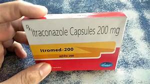 Itromed 200 Capsules Full Review Uses  Specifications  Side Effects In Hindi