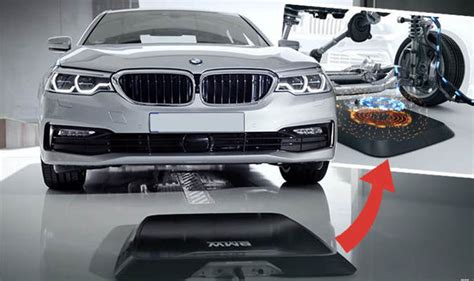 bmw wireless charging bmw to bring wireless charging to its electric hybrid cars