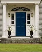 Navy Blue Front Door Paint by Pink Chandelier Color Me Happy Front Doors