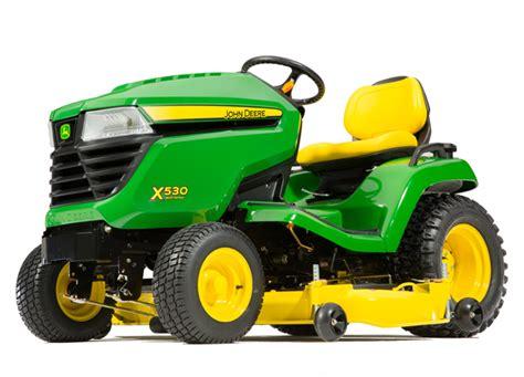 garden tractors for deere x530 lawn tractor