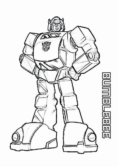 Rescue Coloring Bots Pages Printable Bot Getcolorings