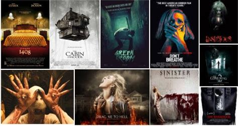 scariestlist   top horror movies scary films
