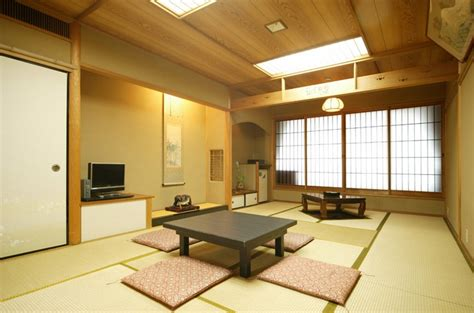 Japanese Style Living Room For Traditional Look