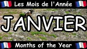 Learn French - Months Of The Year Song