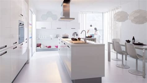 les plus belles petites cuisines en photos les plus belles cuisines blanches cuisine