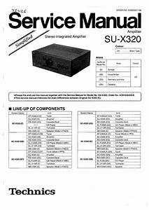 Technics Su-x320
