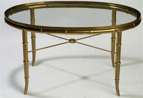 oval glass coffee table gold oval glass coffee table coffee table design ideas