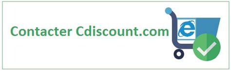 cdiscount siege social contact cdiscount téléphone email adresse