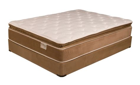 Diamond Plush Pillow Top 14 Inch Mattress Queen/king Size