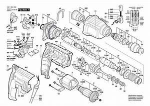 Bosch Akkuschrauber Ersatzteile : bosch gbh 2 20 d bohrhammer original bosch ersatzteile liste teil 1 ebay ~ Eleganceandgraceweddings.com Haus und Dekorationen
