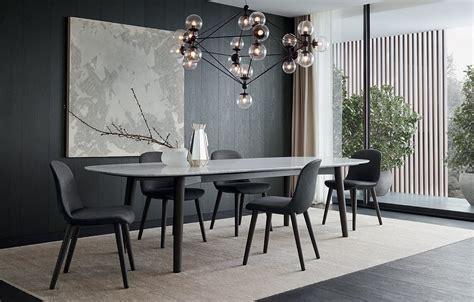 modern classic dining room