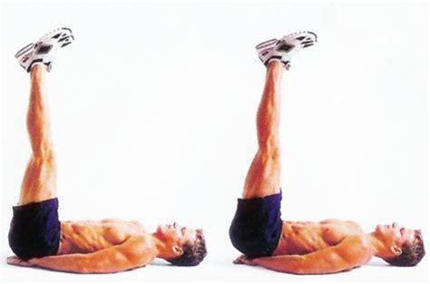 Cviky na šikmé břišní svaly