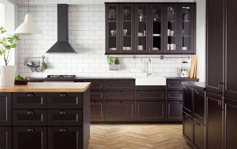 cuisine brun créez un look majestueux et classique en brun noir et