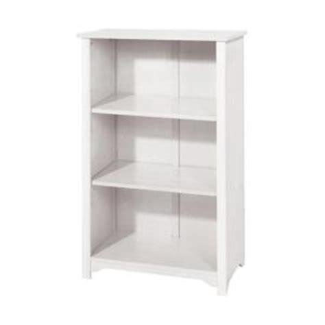Open Bookcase White by Home Decorators Collection Oxford White Open Bookcase