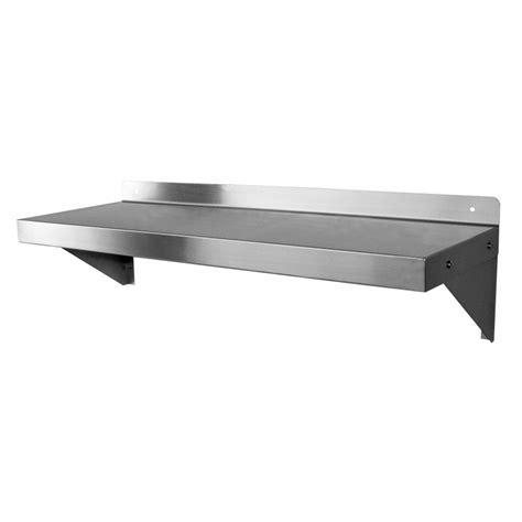 wall mounted metal shelf stainless steel wall mount shelf gsw
