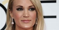 Carrie Underwood shows half her face months after needing ...