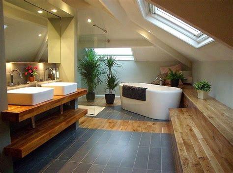 #badezimmerdesigns 21 Schöne Badezimmer Attic Design