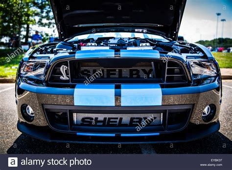 Shelby Cobra 2014 by 2014 Ford Mustang Shelby Cobra Gt500 Stock Photo 85693643