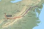 Pioneer Daniel Boone once blazed a trail through the ...